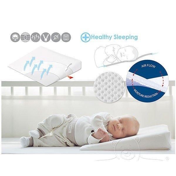 Baby Matex Бебешка възглавница антирефлукс Aeroklin 40x36 см 0250